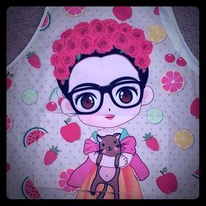 Frida's Kaloh apron